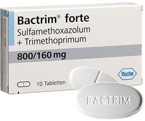 prostatitis no bacteriana bactrim forte