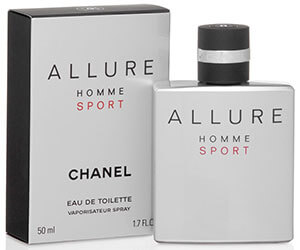 9a87db9fb Chanel Allure Homme Sport | Comprar colonia Allure homme sport 100 ml