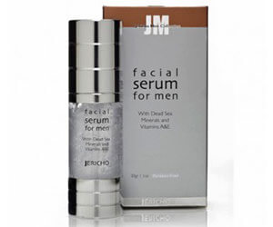 comprar Jericho Men Facial Serum